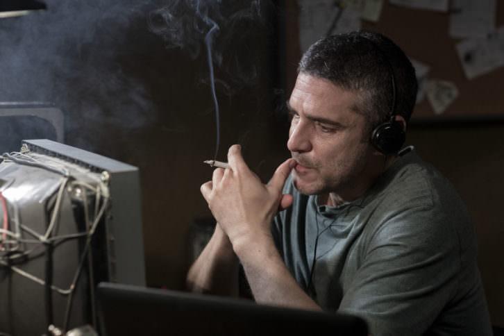 Leonardo Sbaraglia en un fotograma de 'Al final del túnel', de Rodrigo Grande. Imagen cortesía de Cinema Jove.