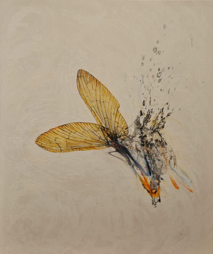 'El nacimiento de Venus'. Imagen cortesía de la galería.