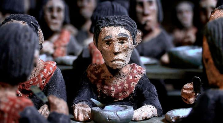 Fotograma de La imagen perdida, de Rithy Panh. Festival Internacional de Cine de Valencia Cinema Jove.
