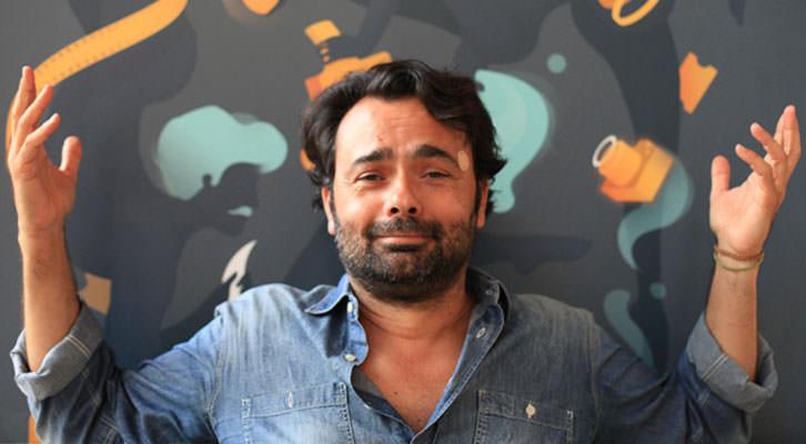 Sergio Villanueva. Imagen cortesía de Cinema Jove.