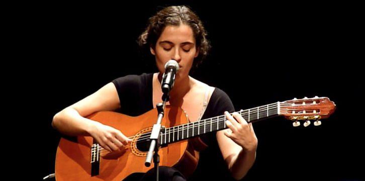 Silvia Pérez Cruz, en concierto. Serenates de la Universitat de València y CulturArts.
