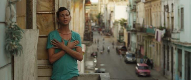 Héctor Medina en un instante de VIVA, de Paddy Breathnach. Fotografía cortesía de Cinema Jove.