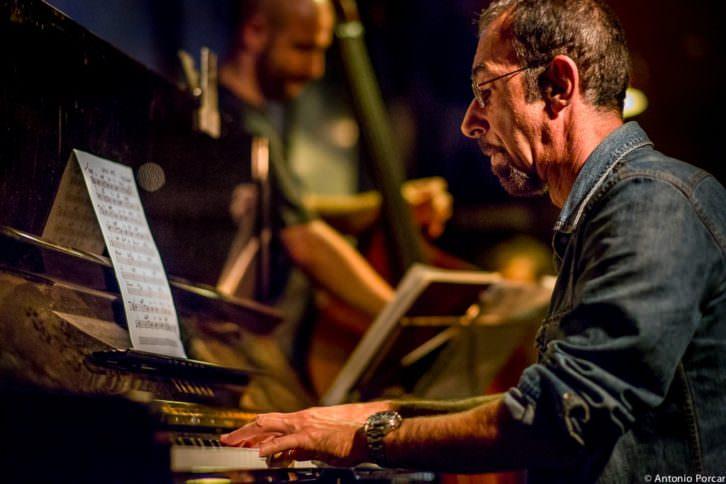 Fabio Miano. Fotografía de Antonio Porcar por cortesía del Festival de Jazz de Valencia.