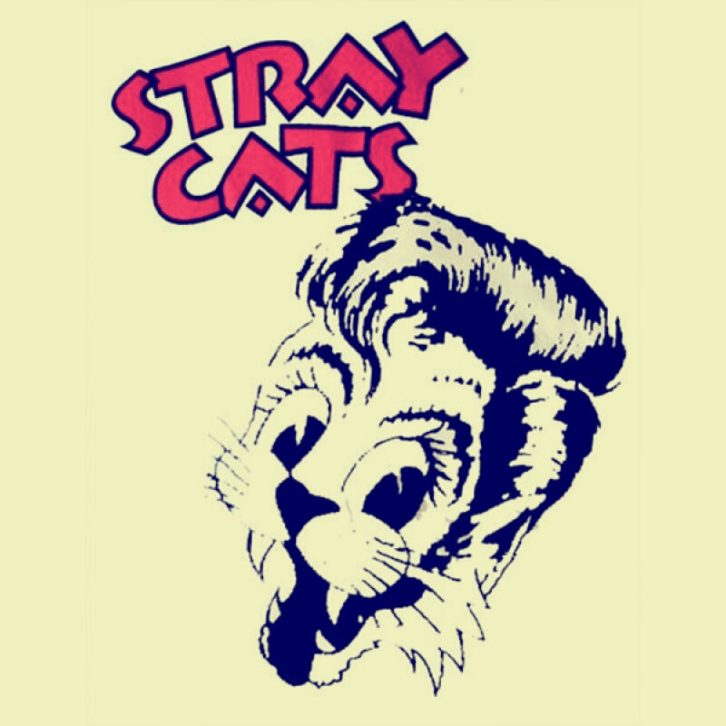 logo Stray Cats
