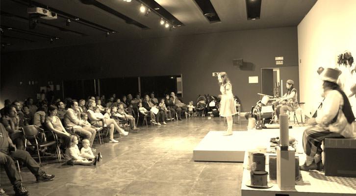 Uno de los conciertos celebrados en el marco de Cultura Sin Gluten. Imagen cortesía de la organización.