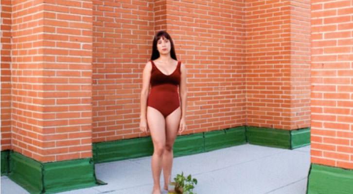 Verónika Márquez, 2008, 'Mujer-Planta, autorretrato'. Imagen cortesía Grupo Contemporáneos.