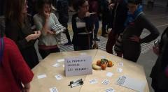 Imagen del encuentro en Matadero Madrid. Cortesía de AVALEM.