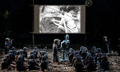 Fotograma de La imagen perdida, de Rithy Panh, Premio Luna de Valencia de Cinema Jove.