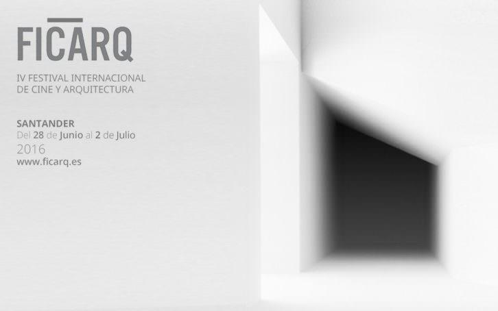 Cartel anunciador del Festival FICARQ.