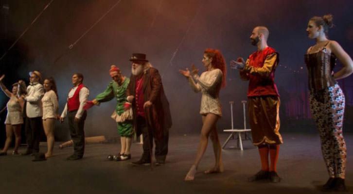 Circo Gran Fele. Off Romà de Sagunt a Escena.