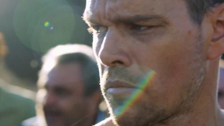 Matt Damon en 'Jason Bourne'. Terraza de Verano del Teatre Flumen.