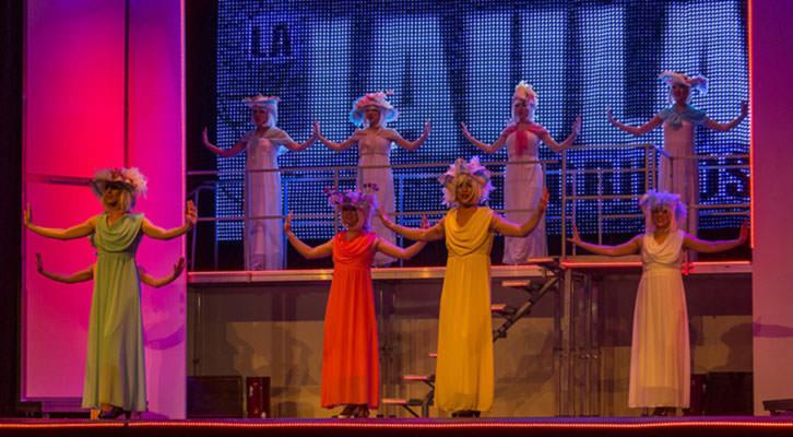 La Jaula de Grillos, de José Sáiz. Imagen cortesía de Teatre Flumen.