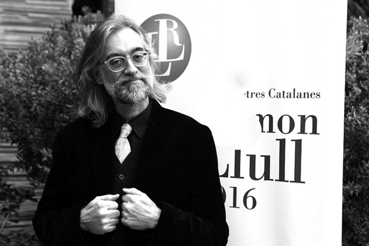 Víctor Amela. Fotografía: Arduino Vannucchi.