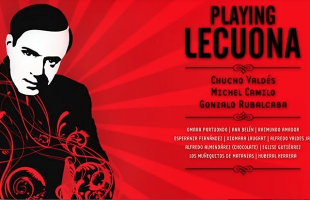 Playing Lecuona, película documental en el Festival Internacional de Jazz de Alicante Fijazz.