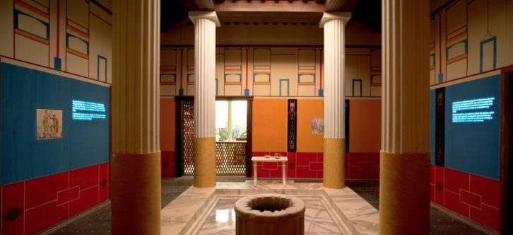 """Imagen de la exposición Romanorum Vita, por cortesía de Obra Social """"la Caixa""""."""