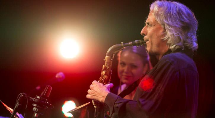 Perico Sambeat. Imagen cortesía de Festival de Jazz de Valencia.