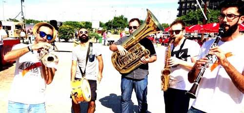 Sucro Band. Imagen cortesía de Veles e Vents.