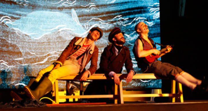 Moby Dick, de Marta Alonso, en Sala Russafa.