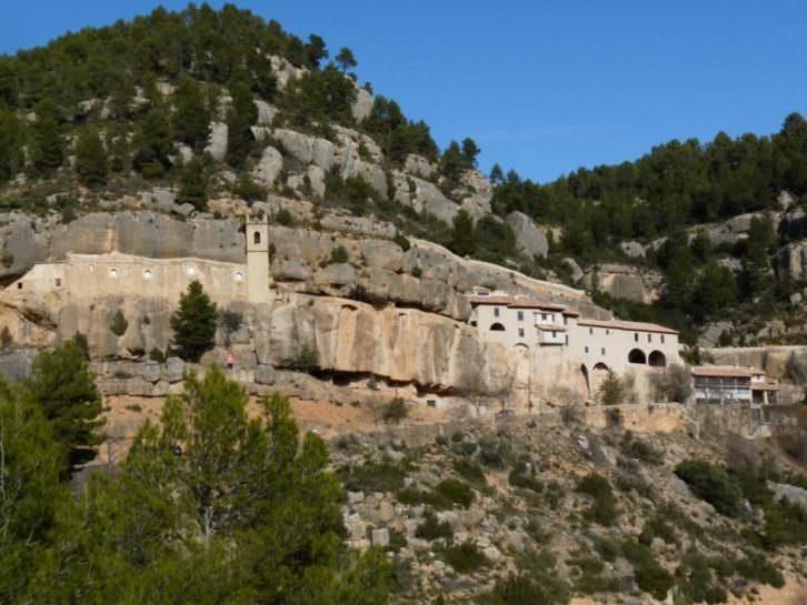 Vista del Maestrazgo, donde transcurre la novela de Víctor Amela.