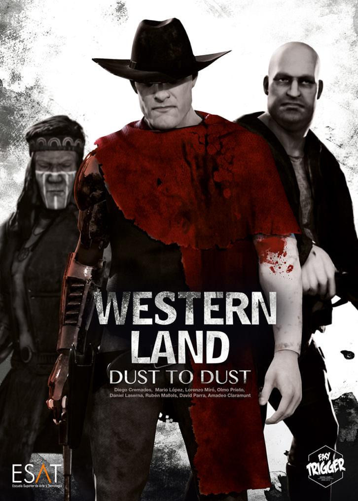 Westernland. Imagen cortesía de ESAT.