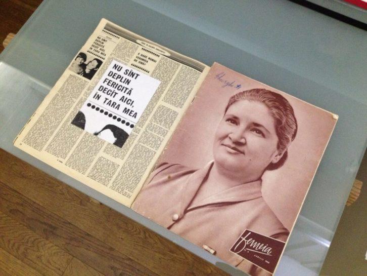 Archivos en fuga. Imagen cortesía de Fundación La Posta.