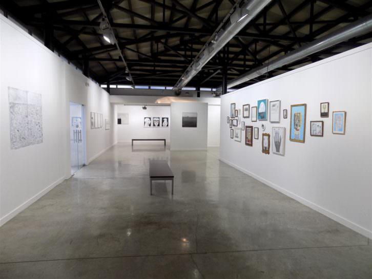 'Miradas cruzadas' de Moisés Yagües en la Sala de Exposiciones Vista Alegre de Torrevieja.