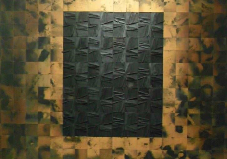 Pieza de Alberto Hernández. Museo Nacional de Cerámica González Martí.
