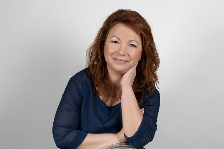 Dolores García. Imagen cortesía de la autora.