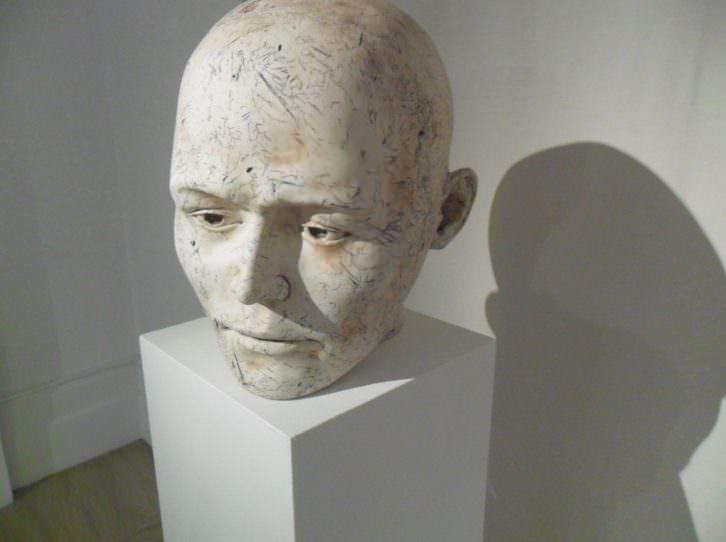 Obra de Samuel Bayarri. Museo Nacional de Cerámica González Martí.