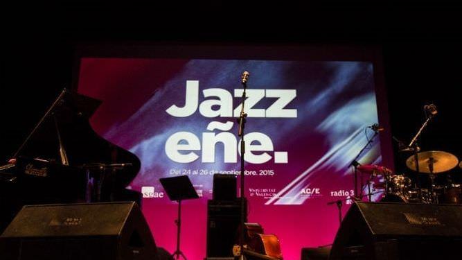 Jazz Eñe. Imagen cortesía de Fundación SGAE.