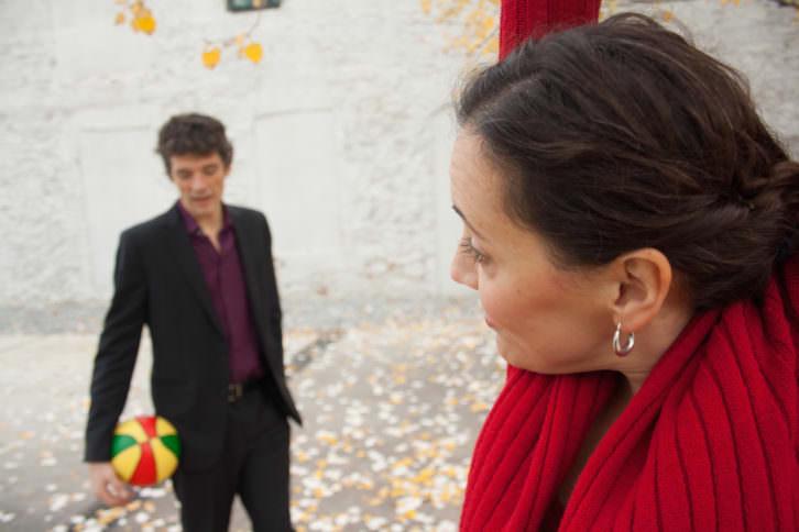 Diana Palau y Joel Moreno Project. Imagen cortesía del Festival.