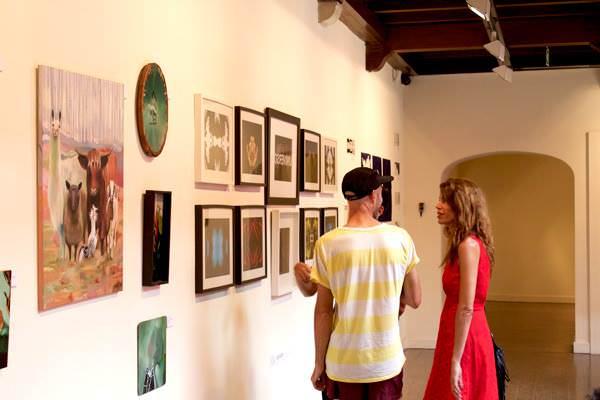 Un instante de la IV edición de Cultur3 Club en el Palacio de Revillagigedo de Gijón. Fotografía cortesía de los organizadores.