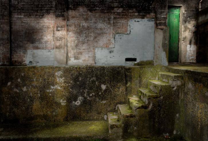 Obra de Alberto Adsuara en 'La ciudad se expone' en Standard Galería y Estudios.