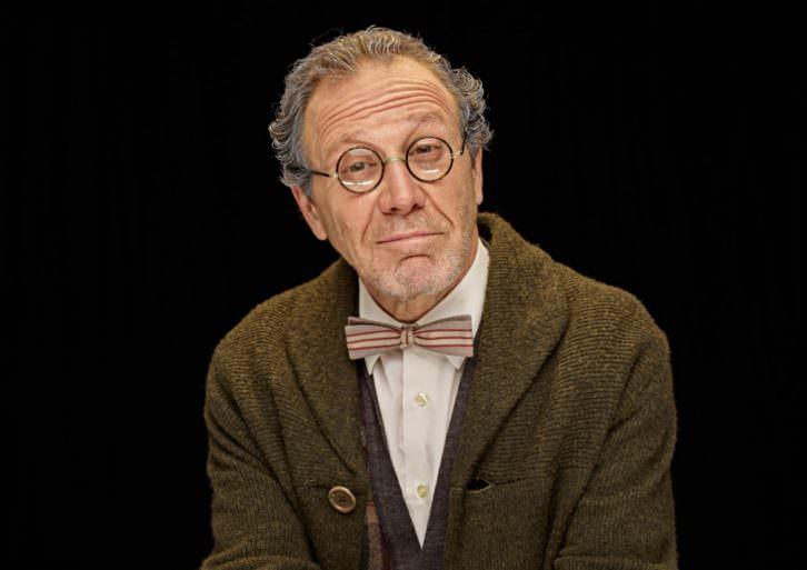 Juan Gea, en Héroes. Teatro Olympia. Fotografía de Sergio Parra por cortesía de la productora.