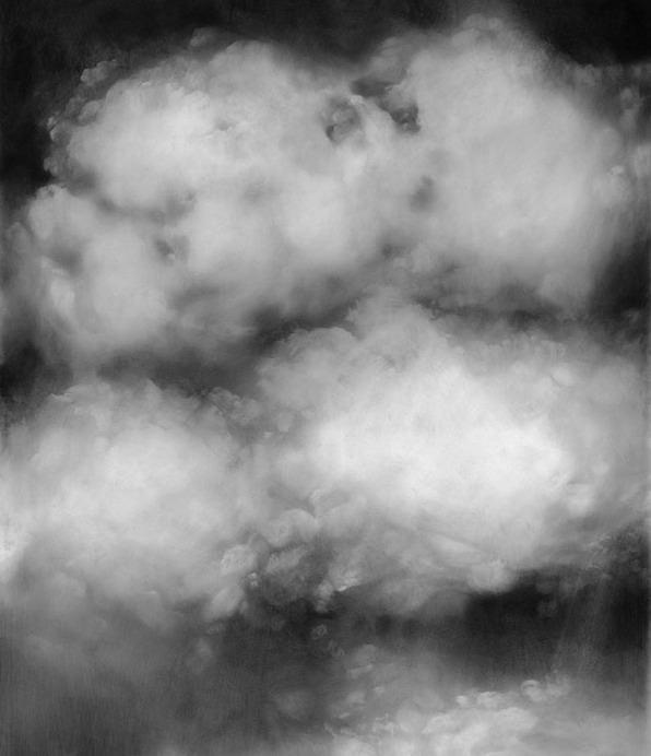 Obra de Helen Jones en 'Naturaleza extrema'. Imagen cortesía de Alba Cabrera.