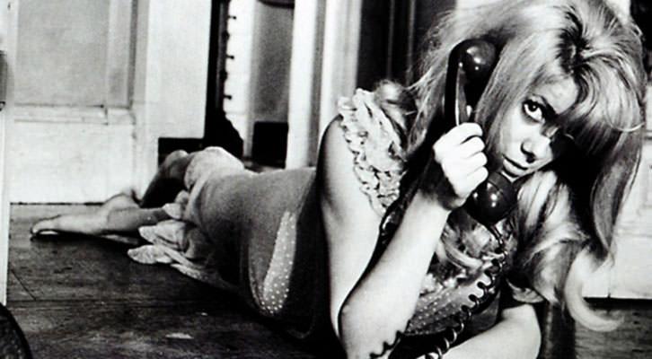 Fotograma de Repulsión, de Roman Polanski.
