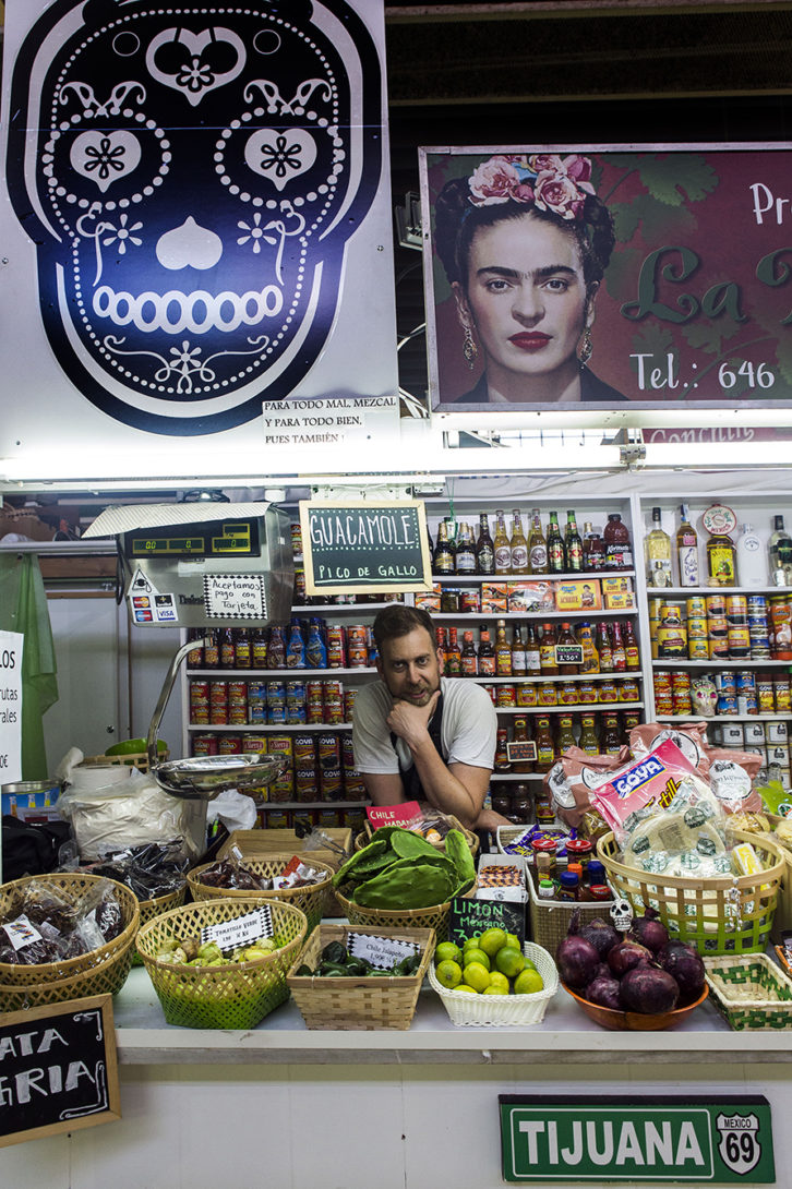 Fotografía de la exposición 'Mercados', de Eva Máñez. Imagen cortesía de Bonic/A Fest.