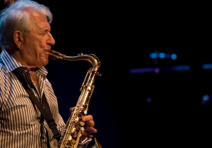 El saxofonista Pedro Iturralde cierra junto a La Valencia Big Band el Sagunt a Escena 2016.