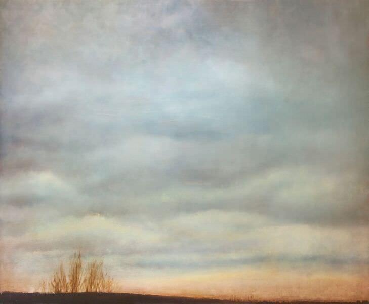 Obra de José Saborit. Galería Shiras. Imagen cortesía de LaVAC.