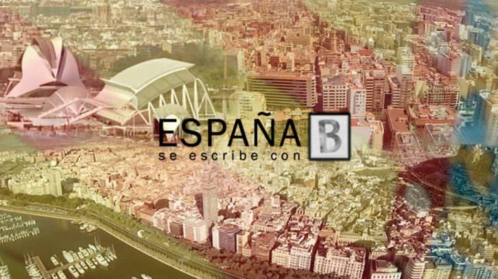 España se escribe con B, webserie de Juanma Caurin y Eugenio Ciscar.