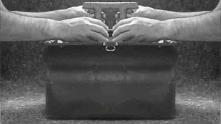 Fotograma perteneciente a 'Plástica del Espíritu', de José Cosme. Fotografía cortesía del artista.