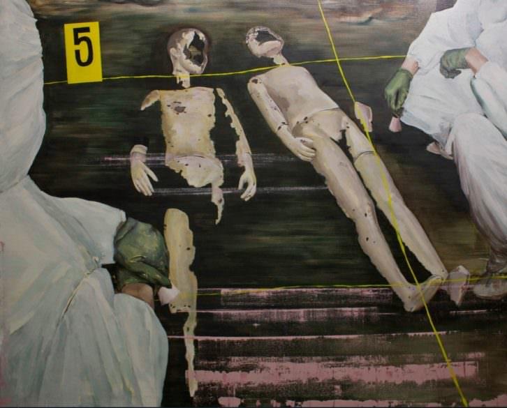 The Evidence, de Marina Iglesias. Imagen cortesía de Centre del Carme.