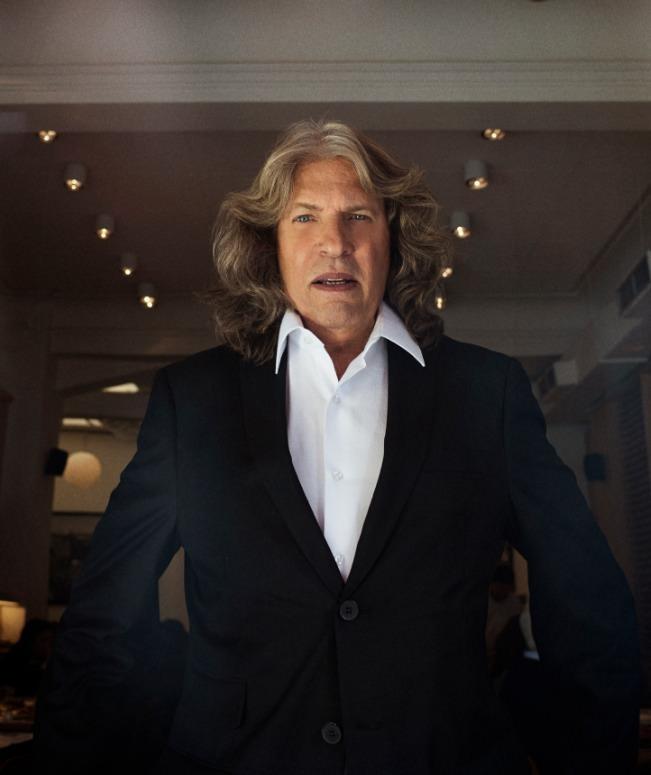 José Mercé. Imagen cortesía de la organización del concierto en el Palau de les Arts.