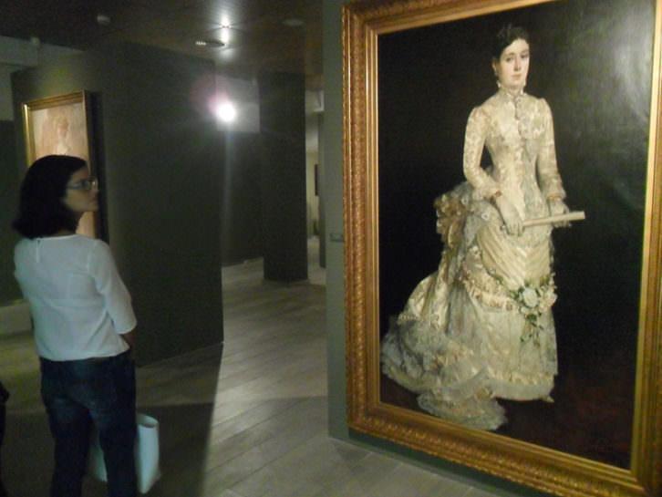 Exposición de Pinazo en Bancaja.
