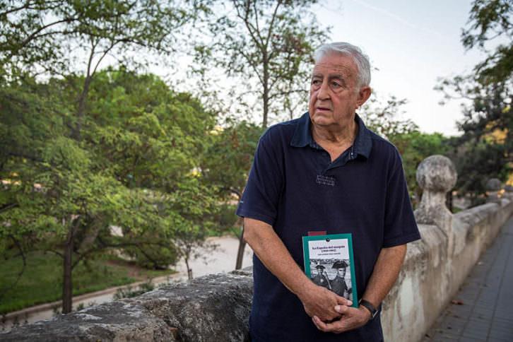 José Antonio Vidal Castaño.  Fotografía de Biel Aliño.