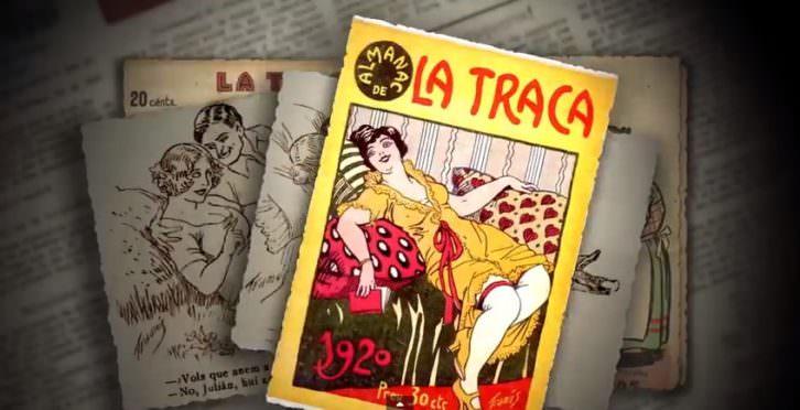 Revista La Traca. Imagen cortesía de La Nau.