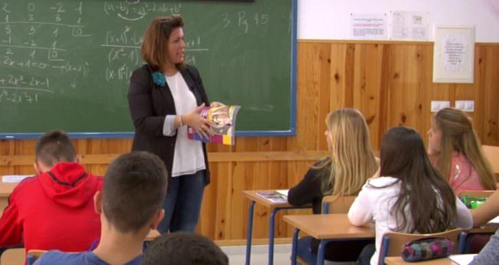 Fotograma del documental 'Ellas: mujeres que han hecho historia...'