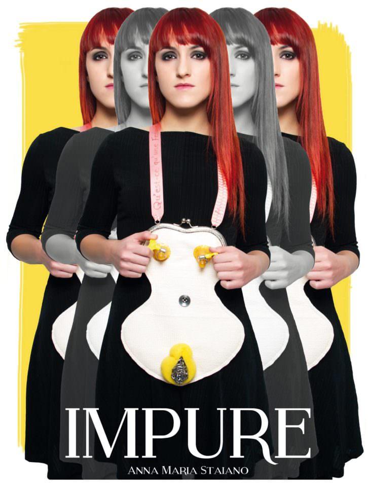 Impure, de La Erreria (Anna Maria Staiano y Graham Bell Tornado), que será presentado en Sindokma.