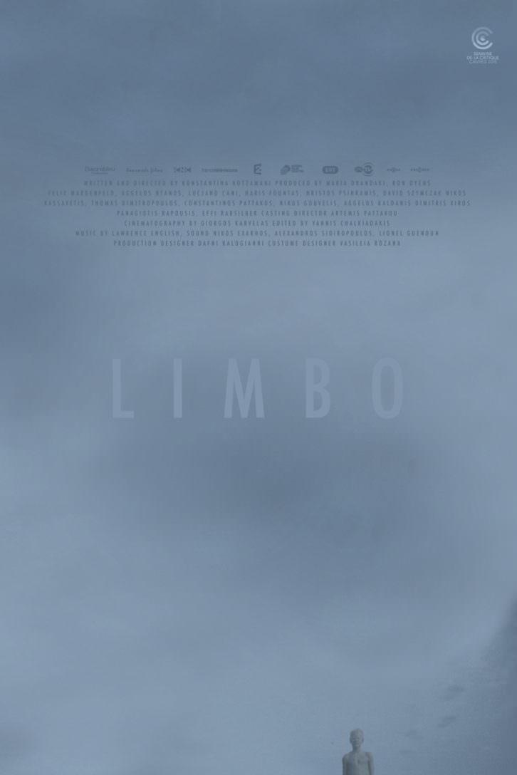Cartel de 'Limbo', de Konstantina. Imagen cortesía de La Cabina.