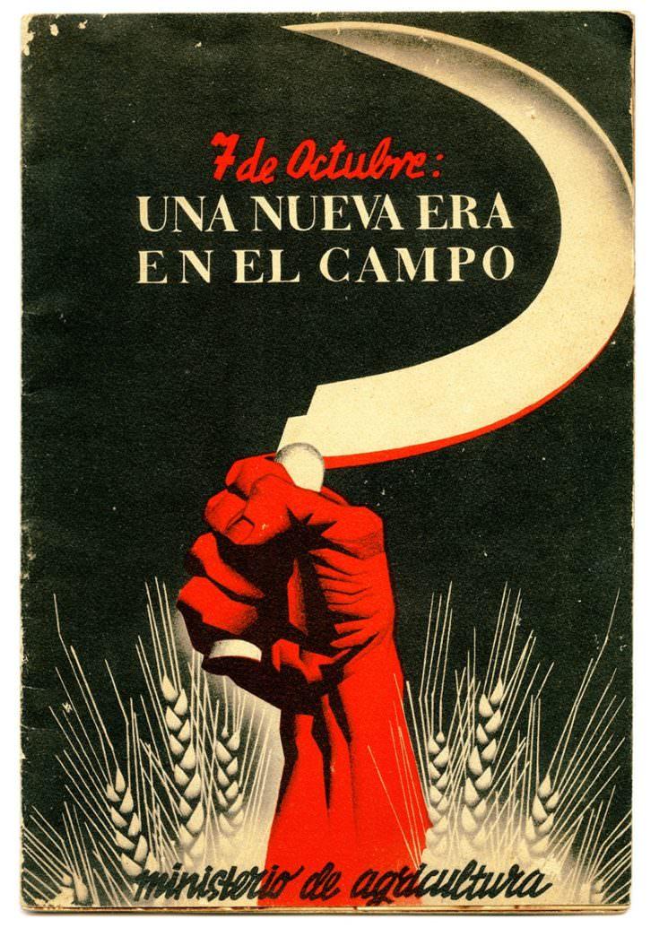 Cartel de la República.